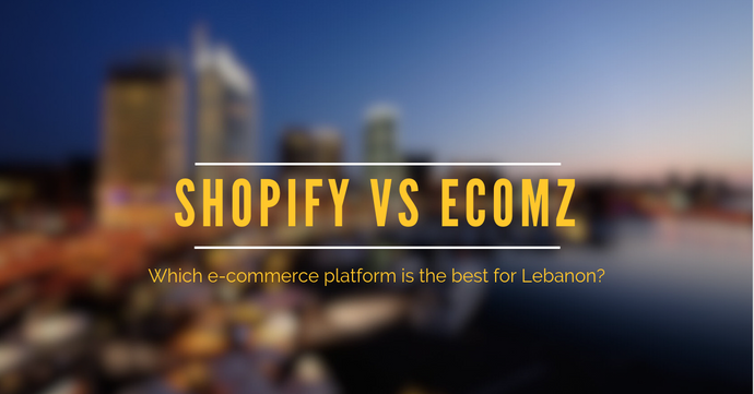 Shopify vs Ecomz
