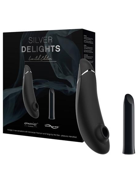 Silver Delights Collection by Womanizer & WeVibe - joujou.com.au