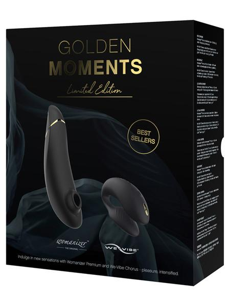 Golden Moments Collection by Womanizer & WeVibe - joujou.com.au