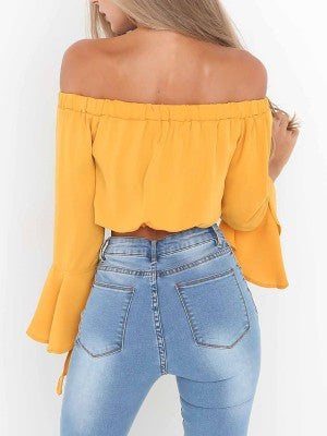 Utepils Crop Top