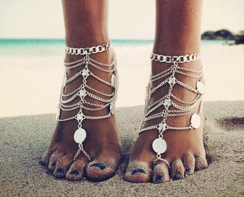 Ancient Anklet Chain