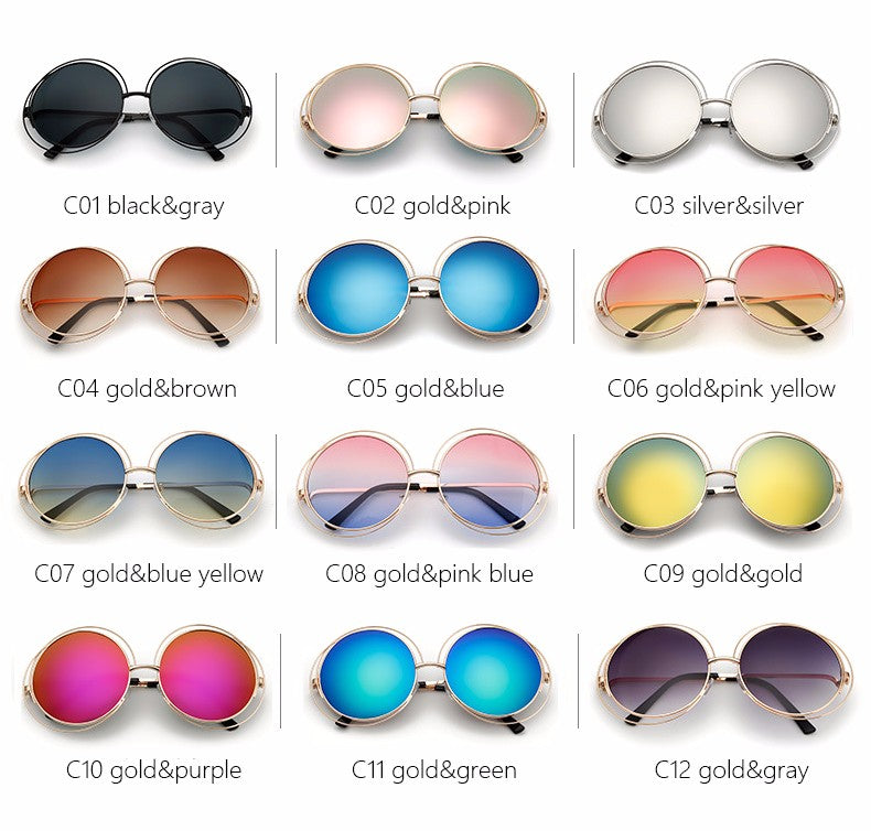 Round About Sunglasses