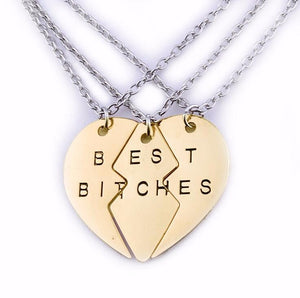 Best Bitches Necklace