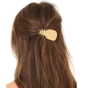 Pineapple Hairpin