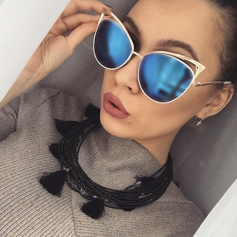 Retro Oversized Sunglasses
