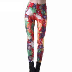 Candy Coloured Leggings