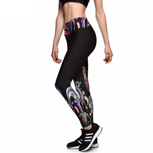 3D Printed Fitness Leggings