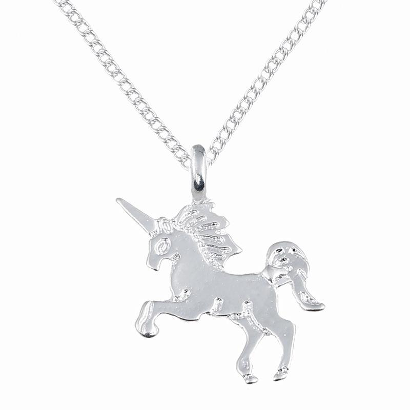 Beautiful Unicorn Necklace