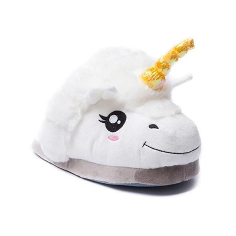 Beautiful Unicorn Slippers