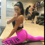 #Lift #Squat Quote Training Leggings for Women