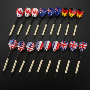 18Pcs /6Sets Soft Tip Darts for Electronic Dartboard