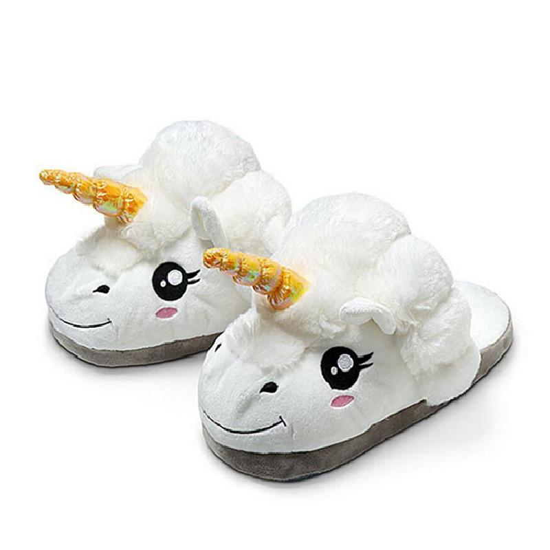 New Arrival Unicorn Slippers