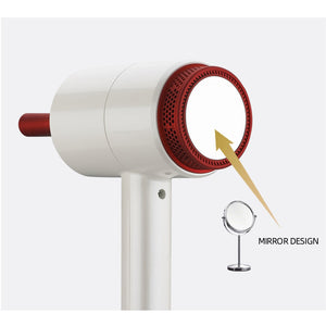 Negative Ion Hair Dryer Professional Blow Dryer with Mirror