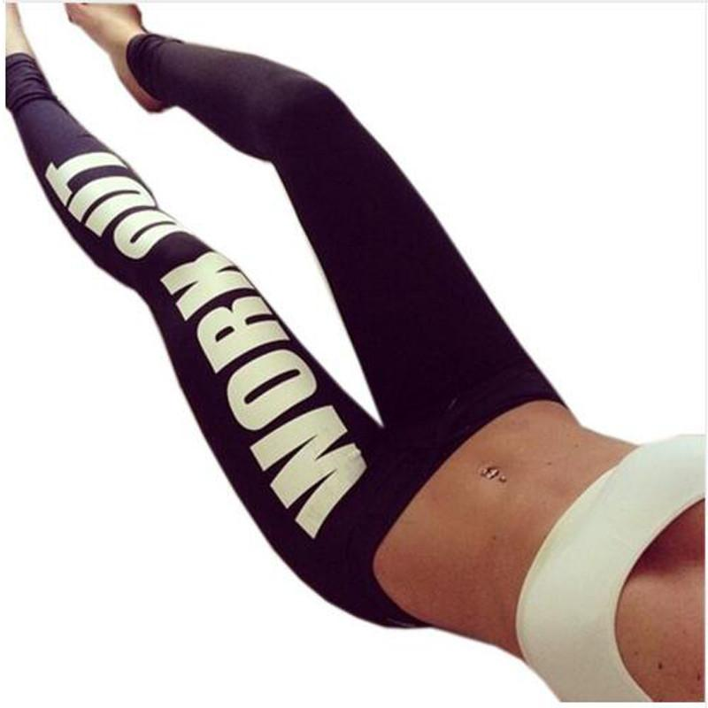 Work Out Active Wear  Leggings