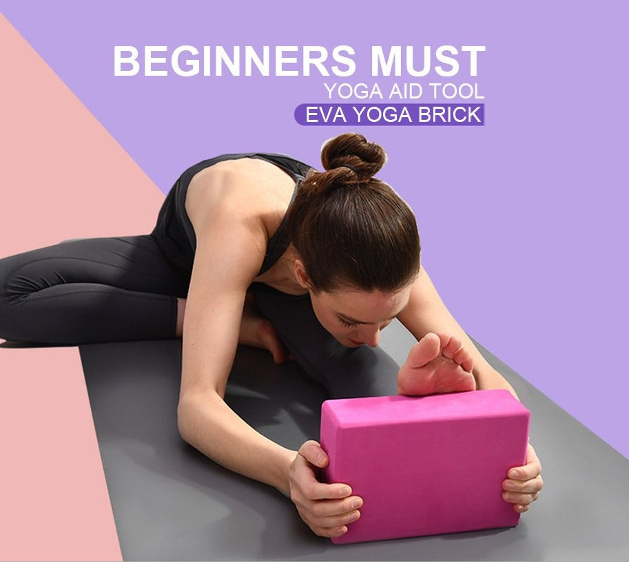 Yoga Foam Blocks