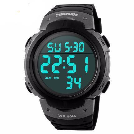 Men's Digital Sports Watch