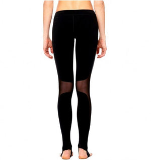 Sleek & Sexy Active Wear Mesh Leggings