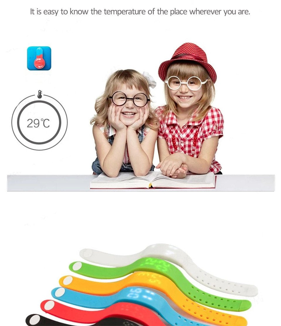 Smart Band W2 Kids Fitness Tracker