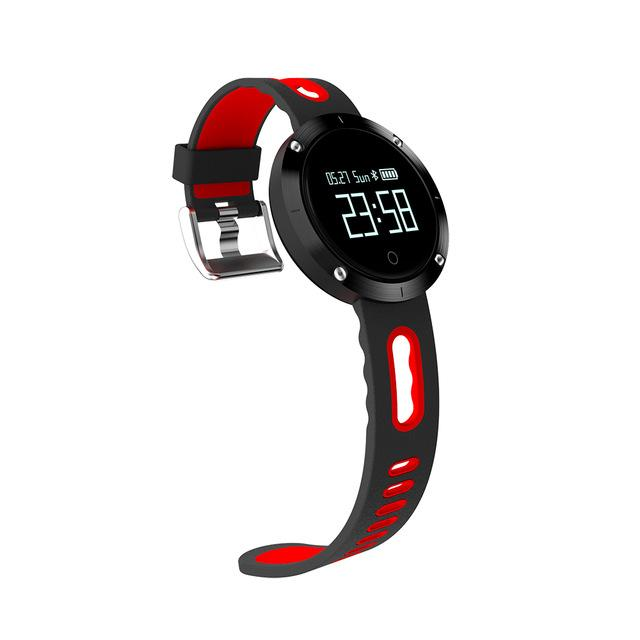 Large Faced Touch Screen Sports Wristwatch