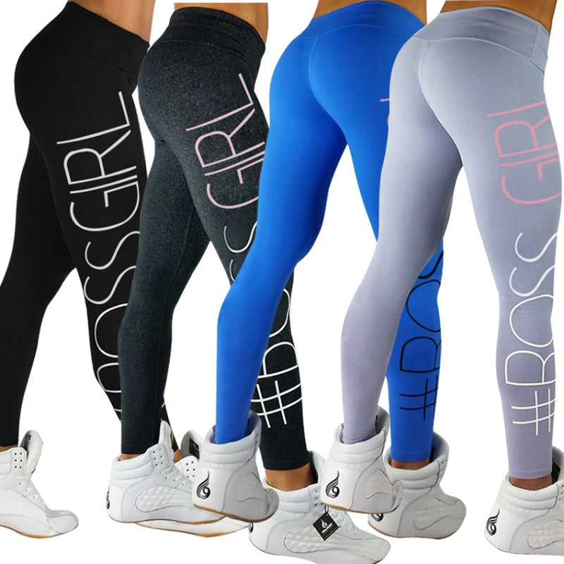 #Boss Girl Training Pants for Jogging