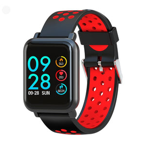 Luxury Smartwatch S9 2.5D OLED Screen Gorilla Glass