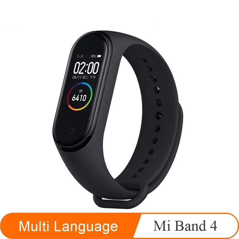 Xiaomi Mi Band 4 Smart  Waterproof Smart Band