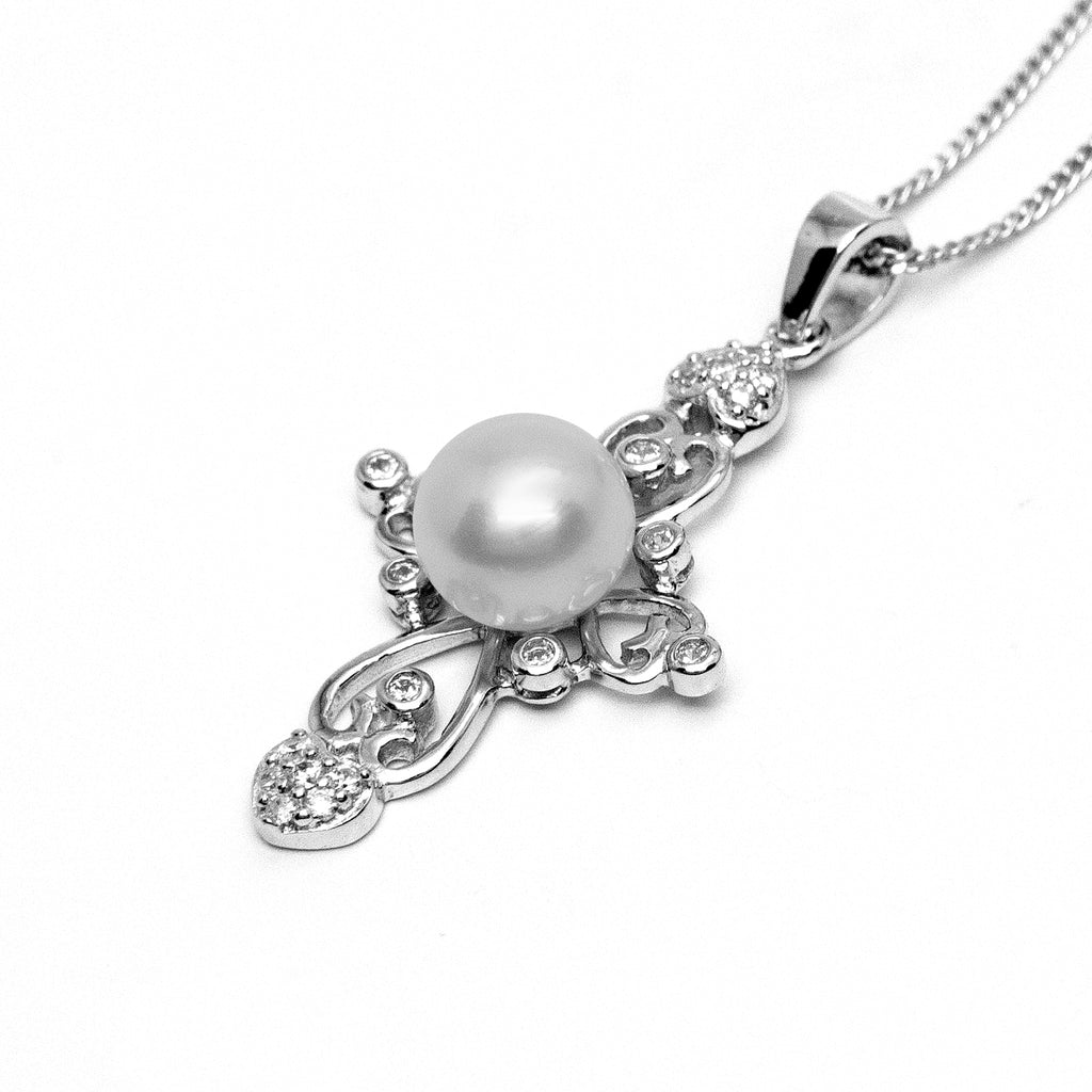 Special Cultured Pearl Pendant
