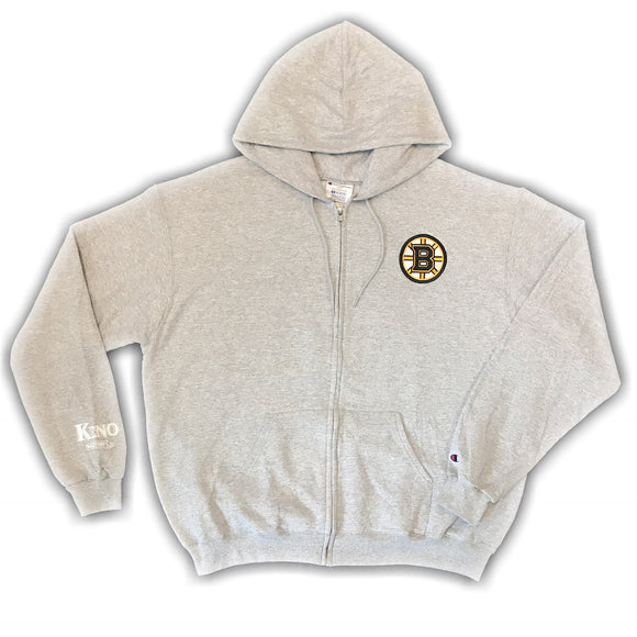 NHL Boston Bruins Zip Thru Hoody XL