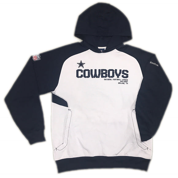 NFL Official Merch Dallas Cowboys Hoody Medium