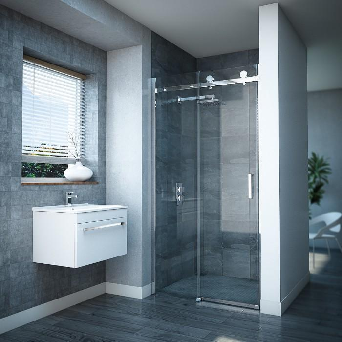 Frameless Shower Door and Enclosure Designs