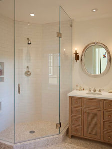 How to choose a right shower screen for your bathroom.