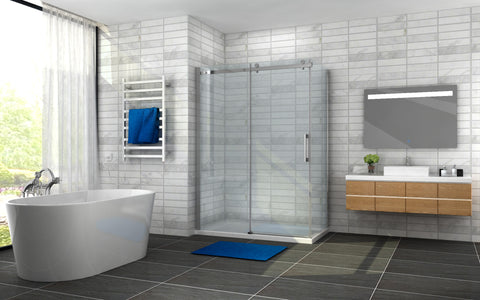 Elegant Showers Bathroom Design