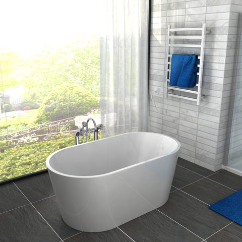 Elegant Showers Freestanding Bathtub