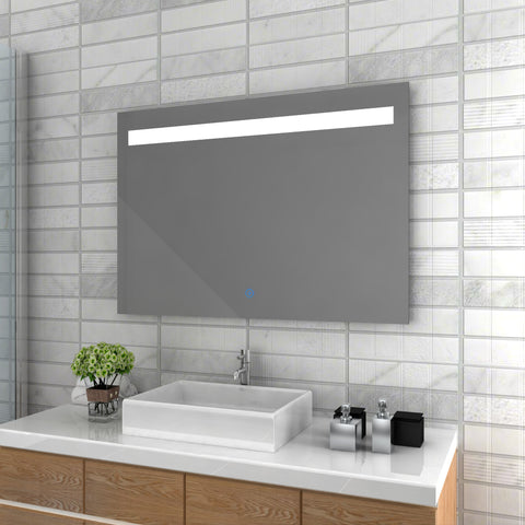 ELEGANT SHOWERS Bathroom LED Mirror