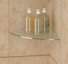 Frameless Over Bath Shower Screen Swing Panel 100% Failsafe 800x1450mm - Elegantshowers