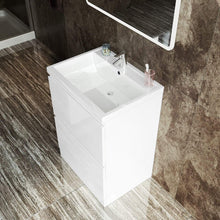 ELEGANT SHOWERS Freestanding Bathroom Vanity Cabinet Storage Unit-600x450x850mm - Elegant Showers