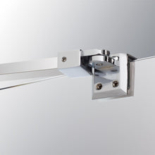 ELEGANT SHOWERS 900mm Shower Screen Stainless Steel Support Bar Glass Panel Fixation - Elegantshowers