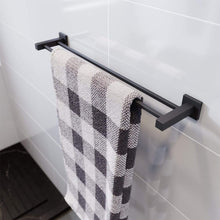 Towel Rail Stainless Steel Bathroom Towel Rack Wall Mounted 600mm - Elegant Showers