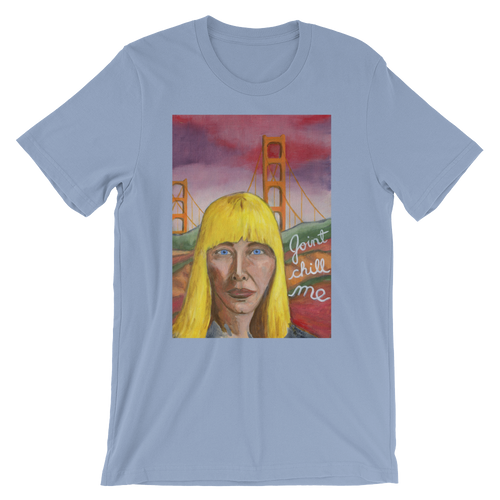Joni Mitchell - Unisex short sleeve t-shirt