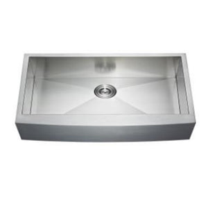 Apron Kitchen Sink Stainless Steel 16 Gauge #AP3322C-33