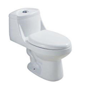 Toilet White High Efficient #CT-8008