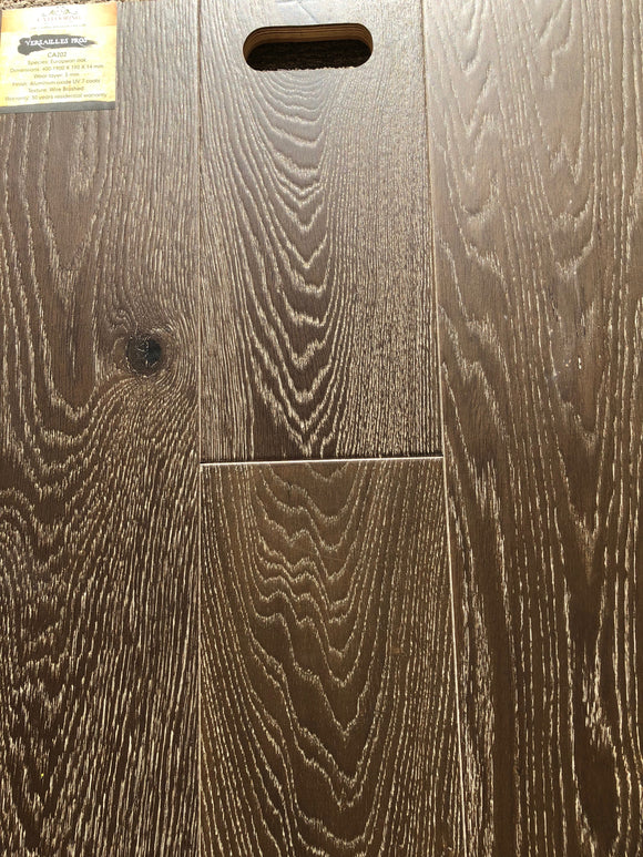 Engineered Wood - Versailles Frost #CA-202