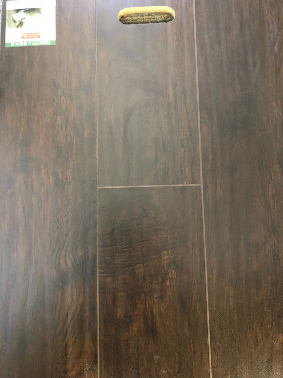 Laminate 12mm - Color Exotic Walnut #CA0022