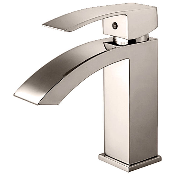 Vanity Bathroom Faucet Brushed Nickel #N201001SP