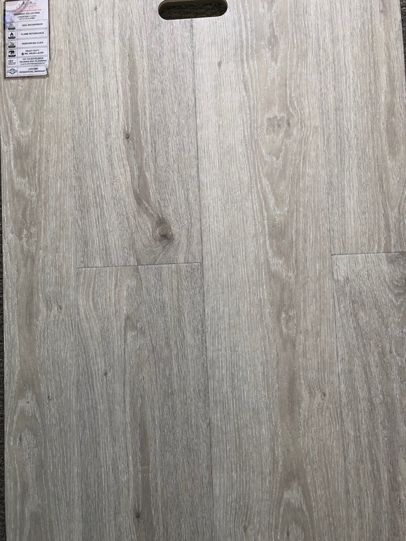 Vinyl Floor 100% Waterproof - Color London Gray #CA104