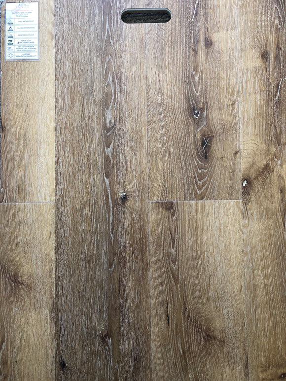 Vinyl Floor 100% Waterproof - Color Silver Oak #CA114