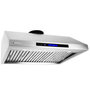 XTREMEAIR UNDER CABINET HOOD PX12-U36