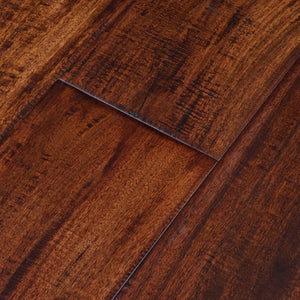 ACACIA COCOA BROWN #TAC6CB - DISTRESSED ENGINEERED WOOD