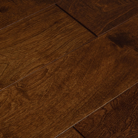 BIRCH CHESTNUT #CBH5C - DISTRESSED ENGINEERED WOOD