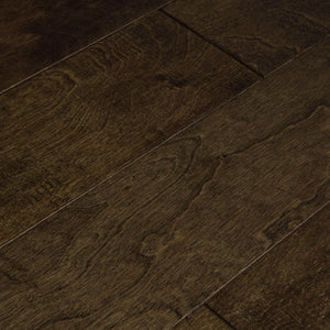 BIRCH TRUFFLE #CBH5T - DISTRESSED ENGINEERED WOOD